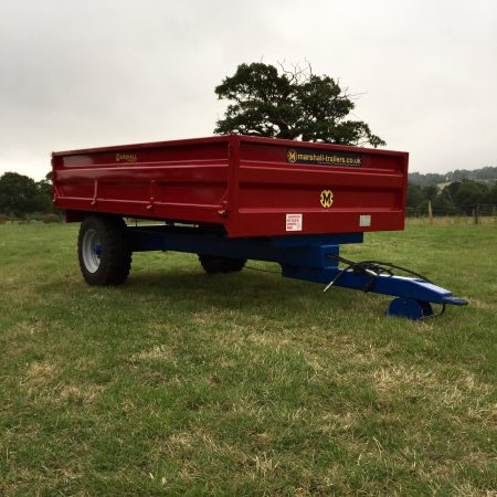 Dropside & Tipping Trailers